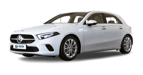 Renting Profesionales Mercedes Clase A 180d Blanco