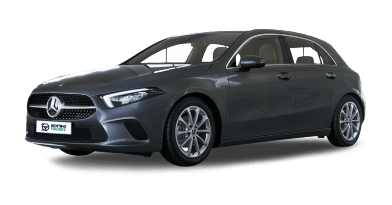 Renting Profesionales Mercedes Clase A 200d Gris