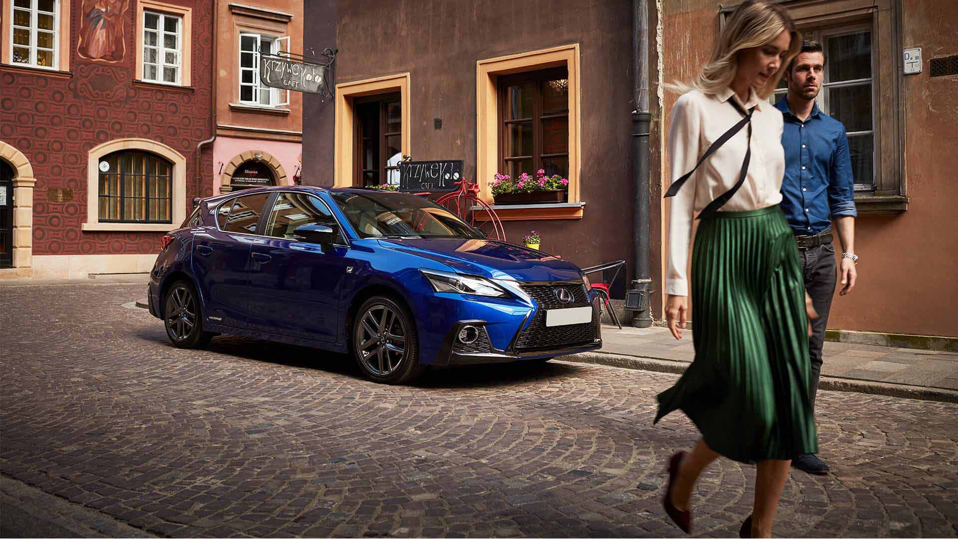 Ofertas de Renting de coches Lexus CT