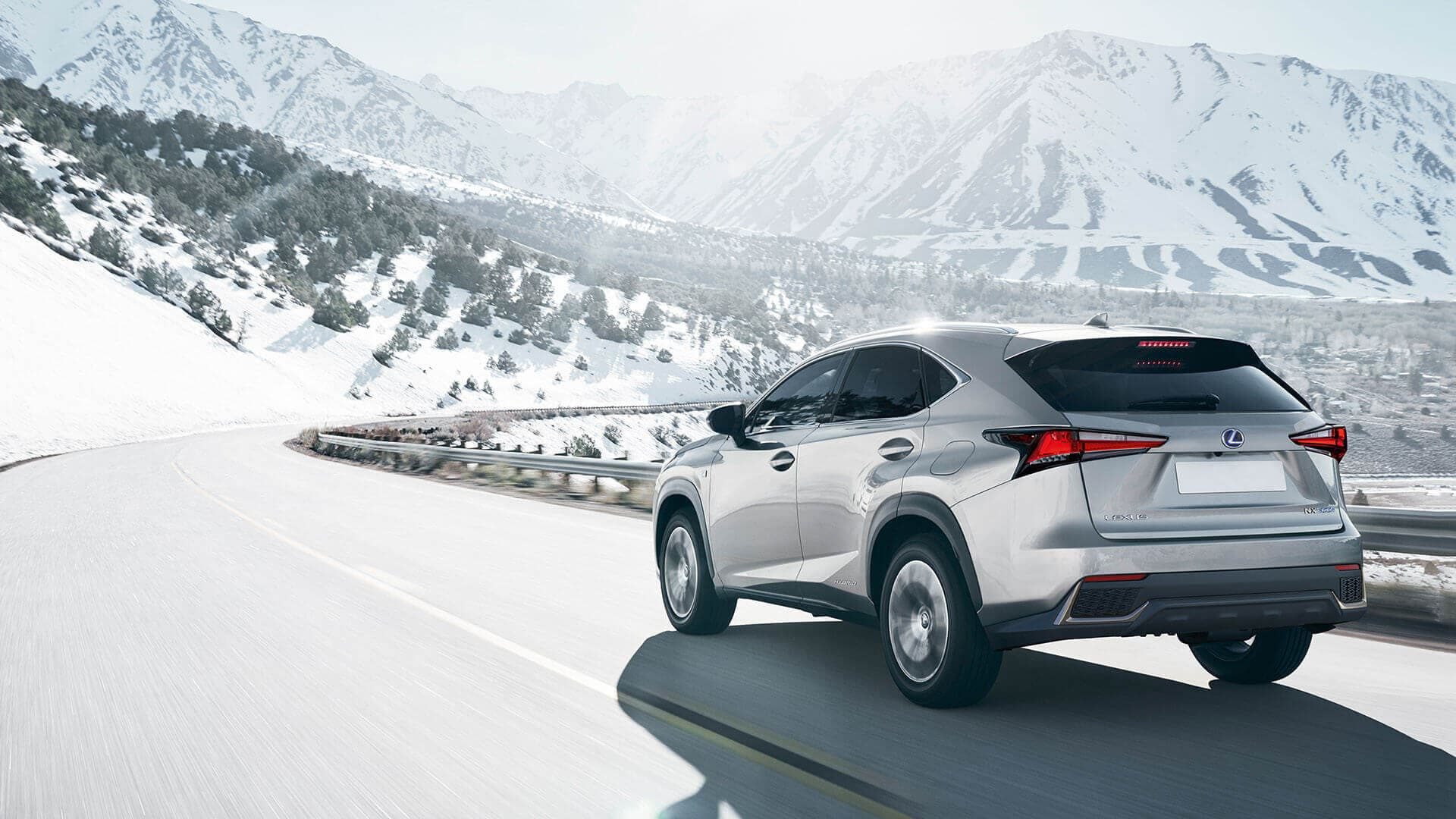 Renting coches Lexus NX