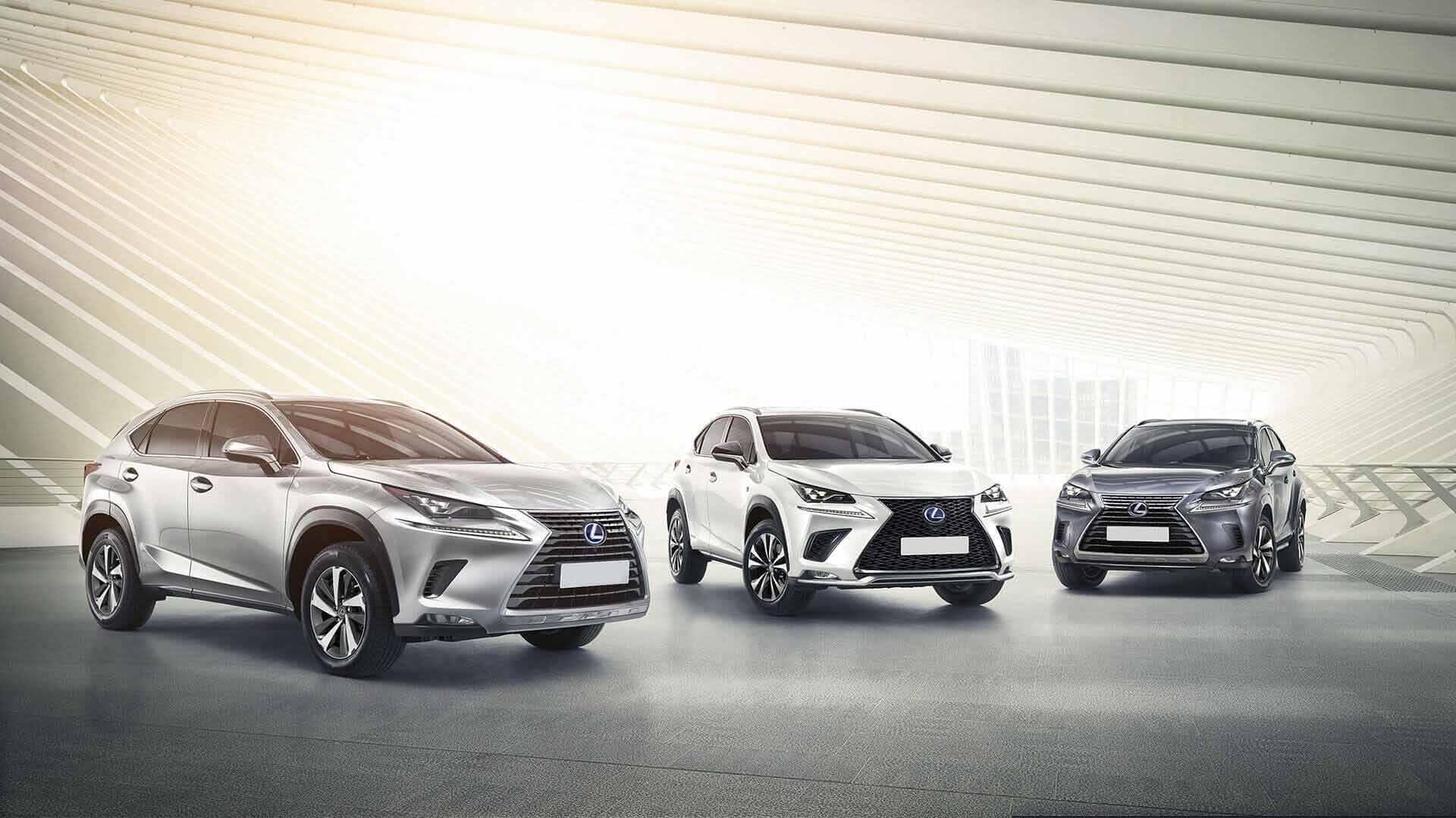 Ofertas de coches de renting Lexus NX