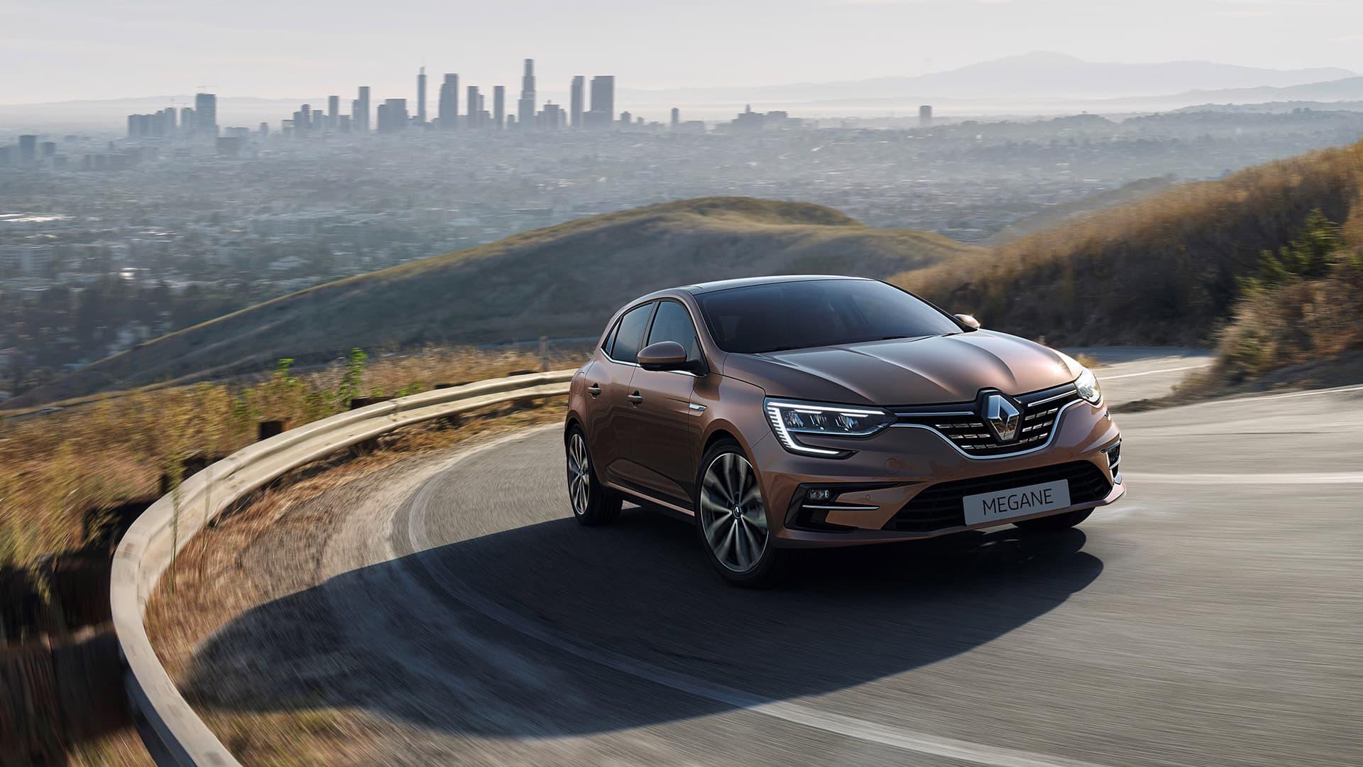 Renting particulares Renault Megane