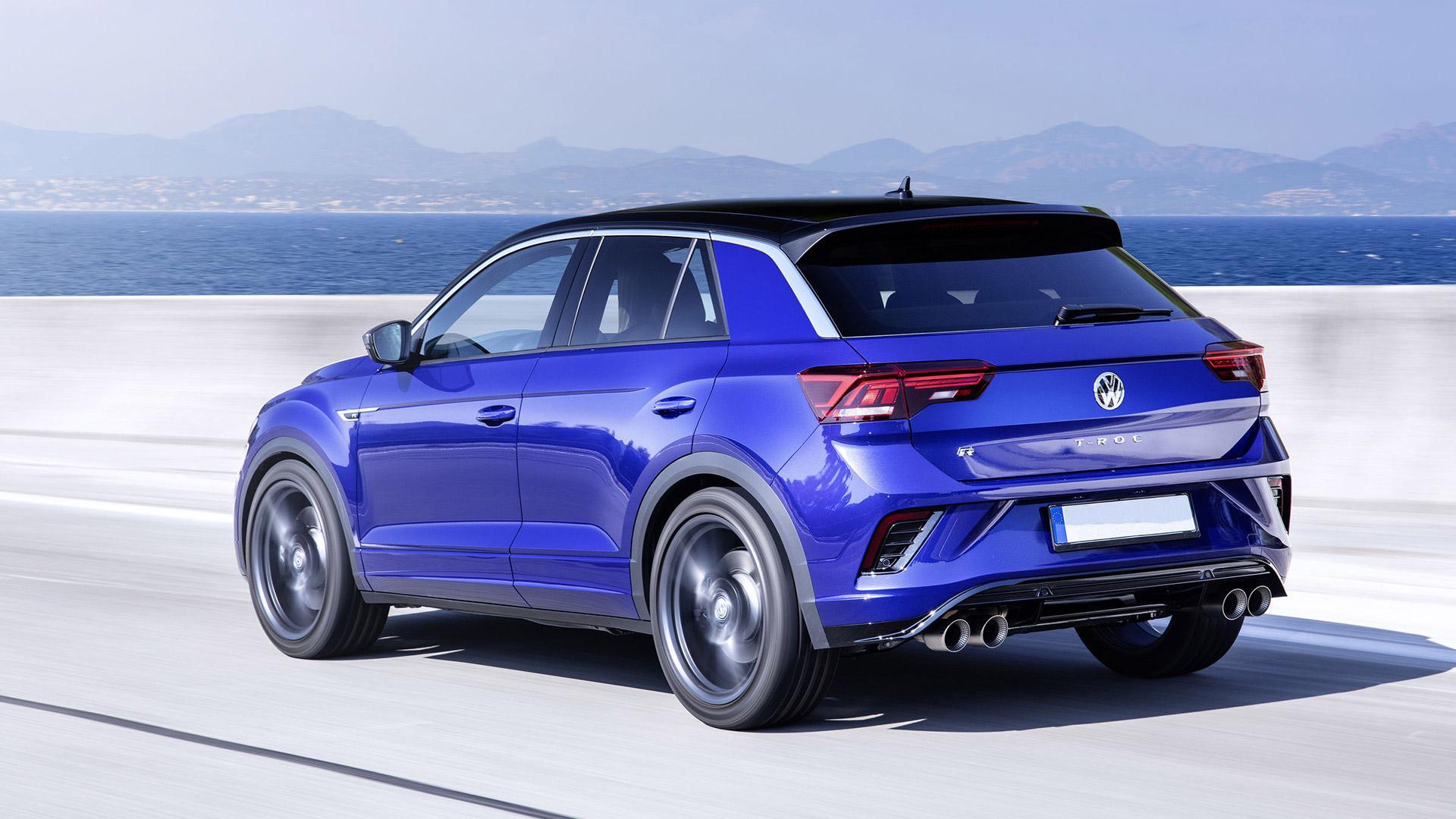 Ofertas de Renting particulares Volkswagen TROC