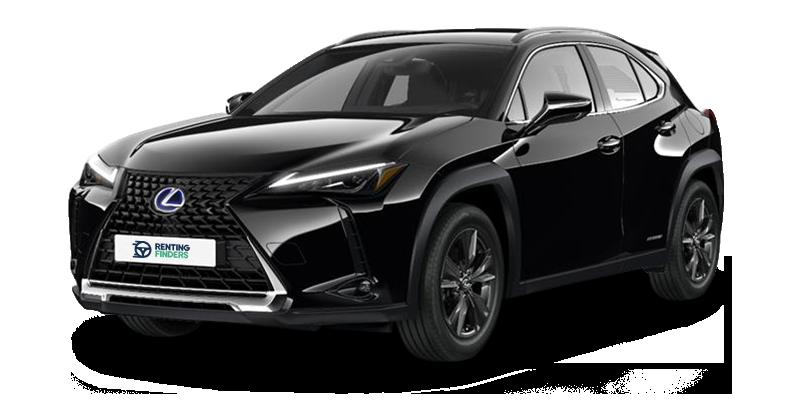 Lexus UX 2.0 250H Navigation