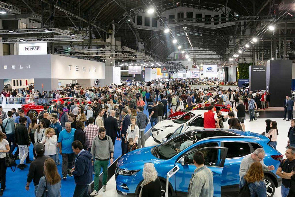¿Debería comprarme un coche en una feria de automóvil?