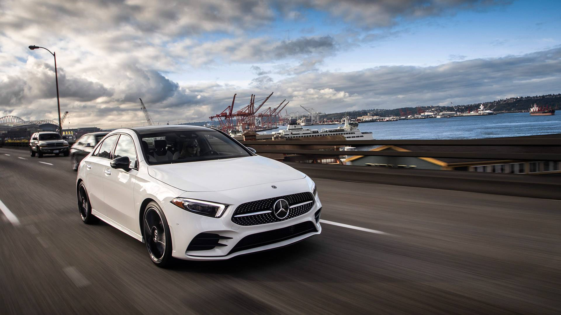Ofertas Renting coches Mercedes sedan 180