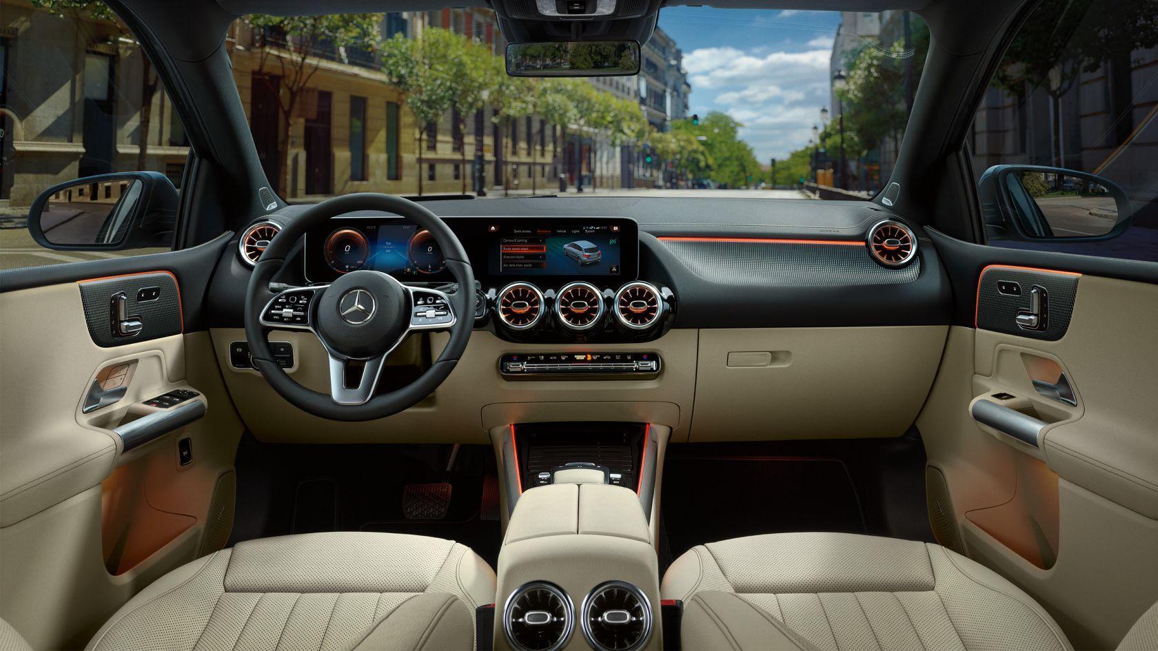 Renting de coches Mercedes Clase B