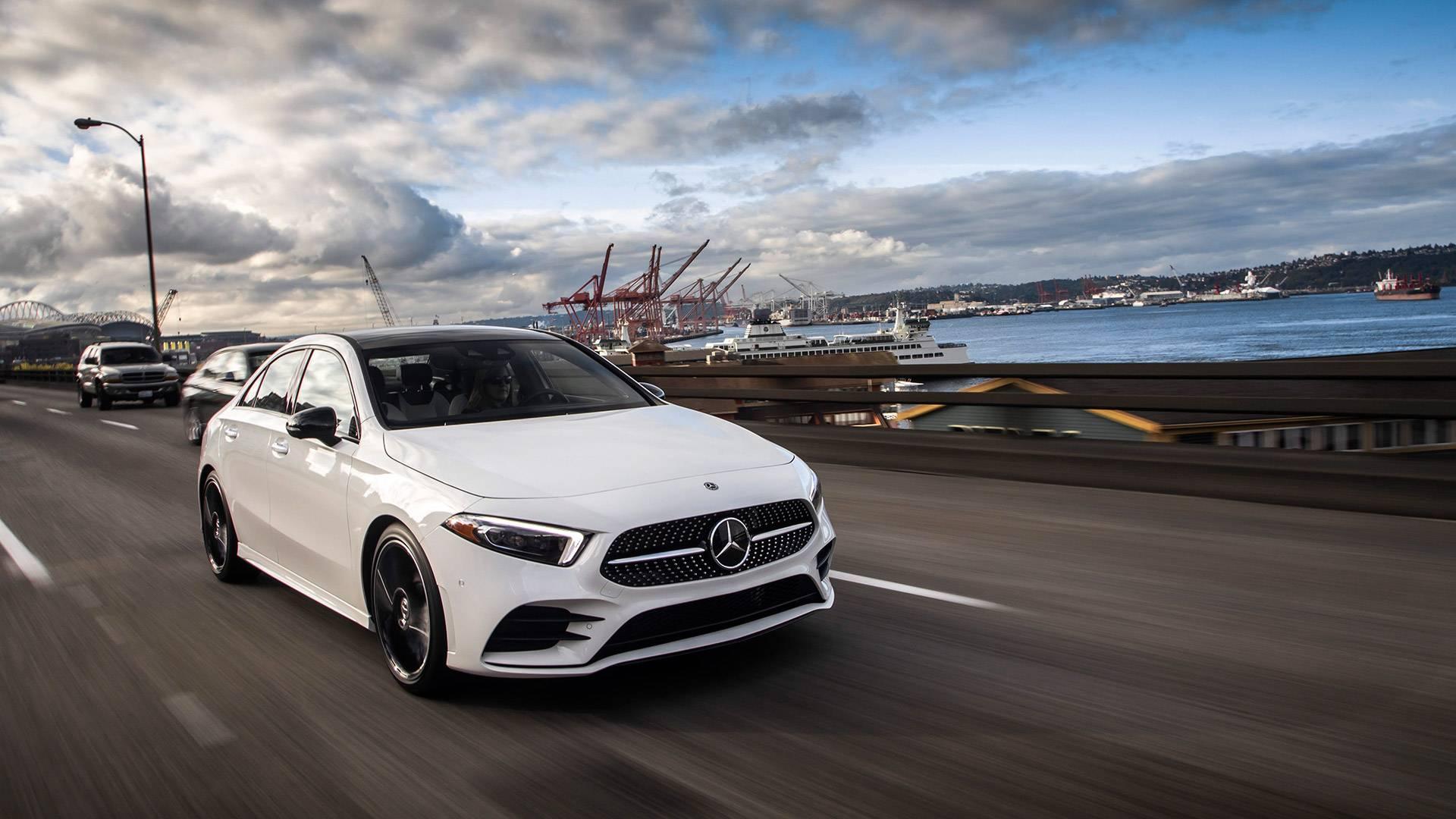 Ofertas Renting Mercedes Sedan