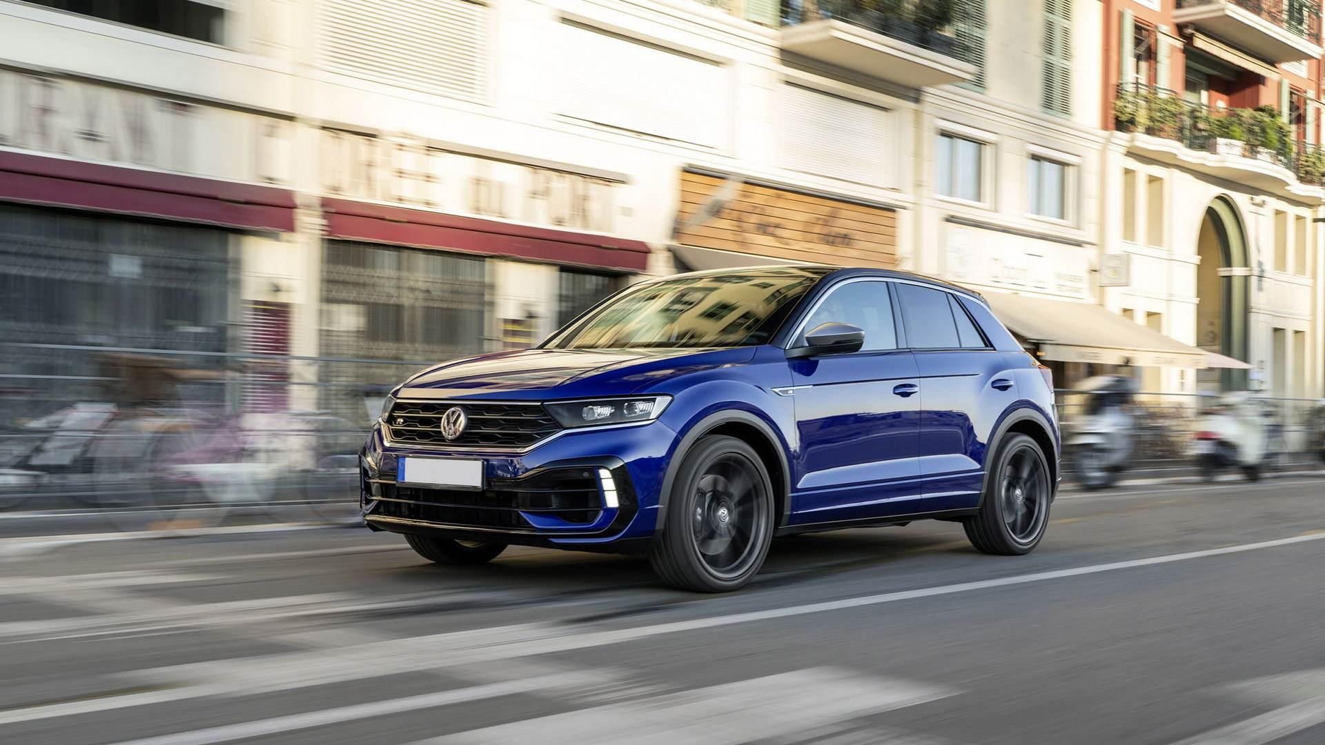 Renting Volkswagen T-Roc