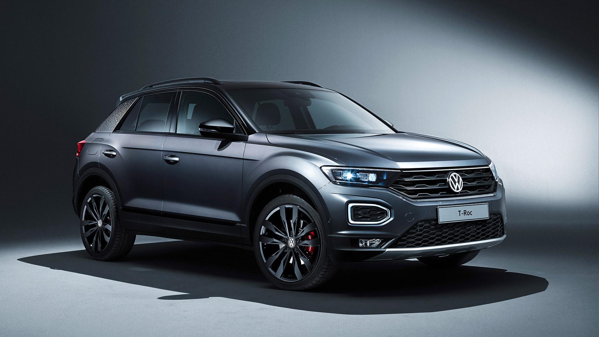 coches de Renting Volkswagen TROC
