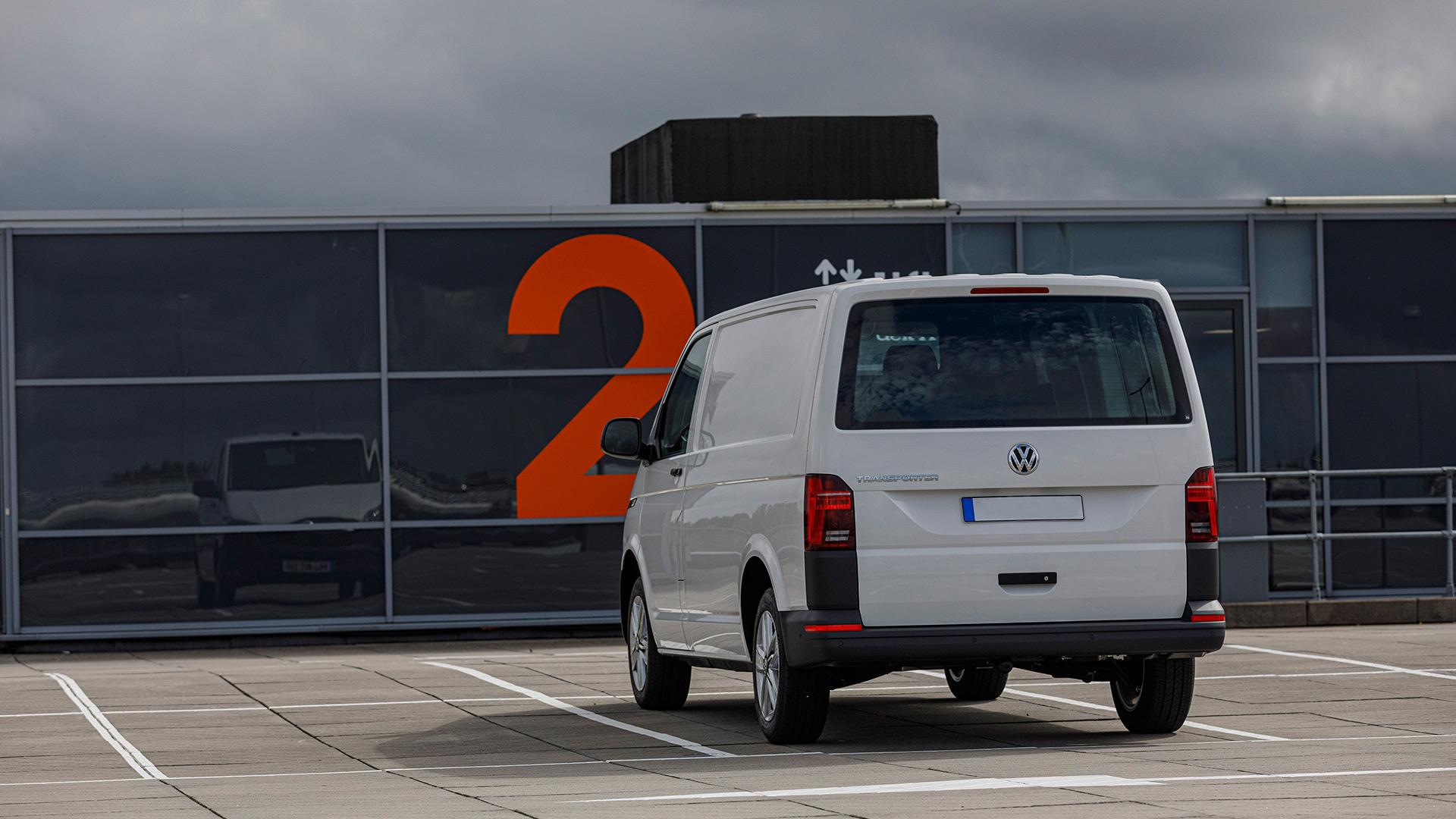 Ofertas de renting de furgonetas Volkswagen Transporter