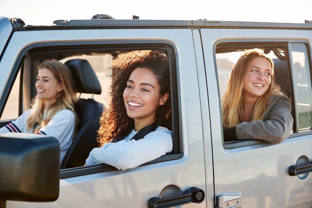 Las mejores rutas para escaparte con tu coche un fin de semana