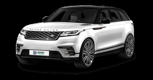 Renting Rover Evoque