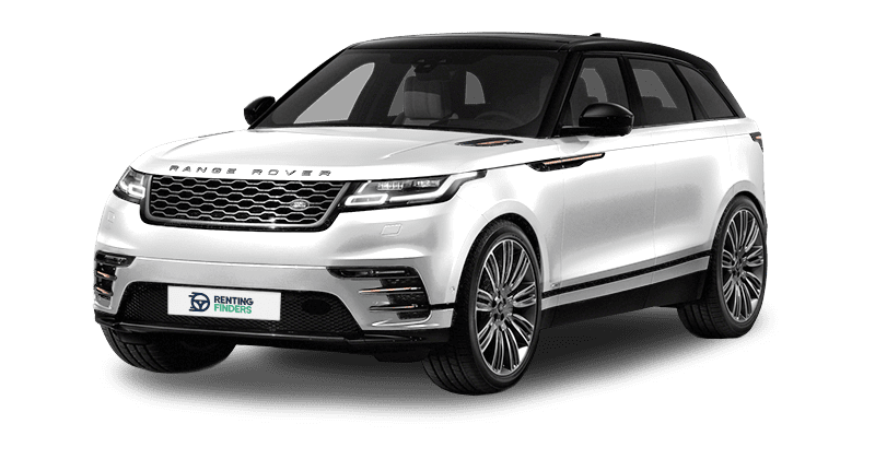 Renting coches Rover Evoque