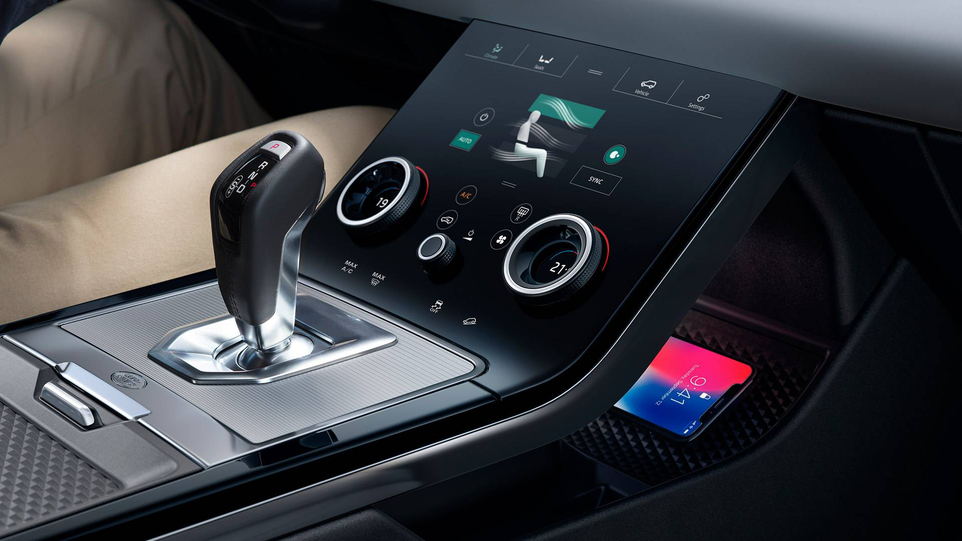 Renting para particulares Land Rover Evoque