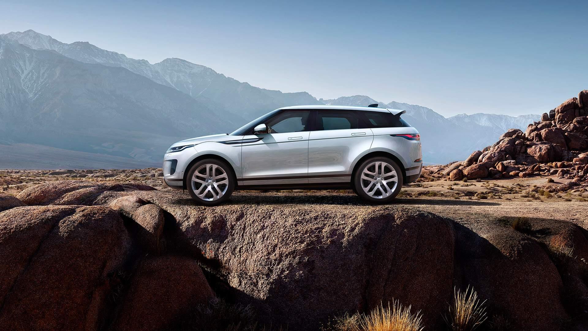 Renting empresas Land Rover Evoque