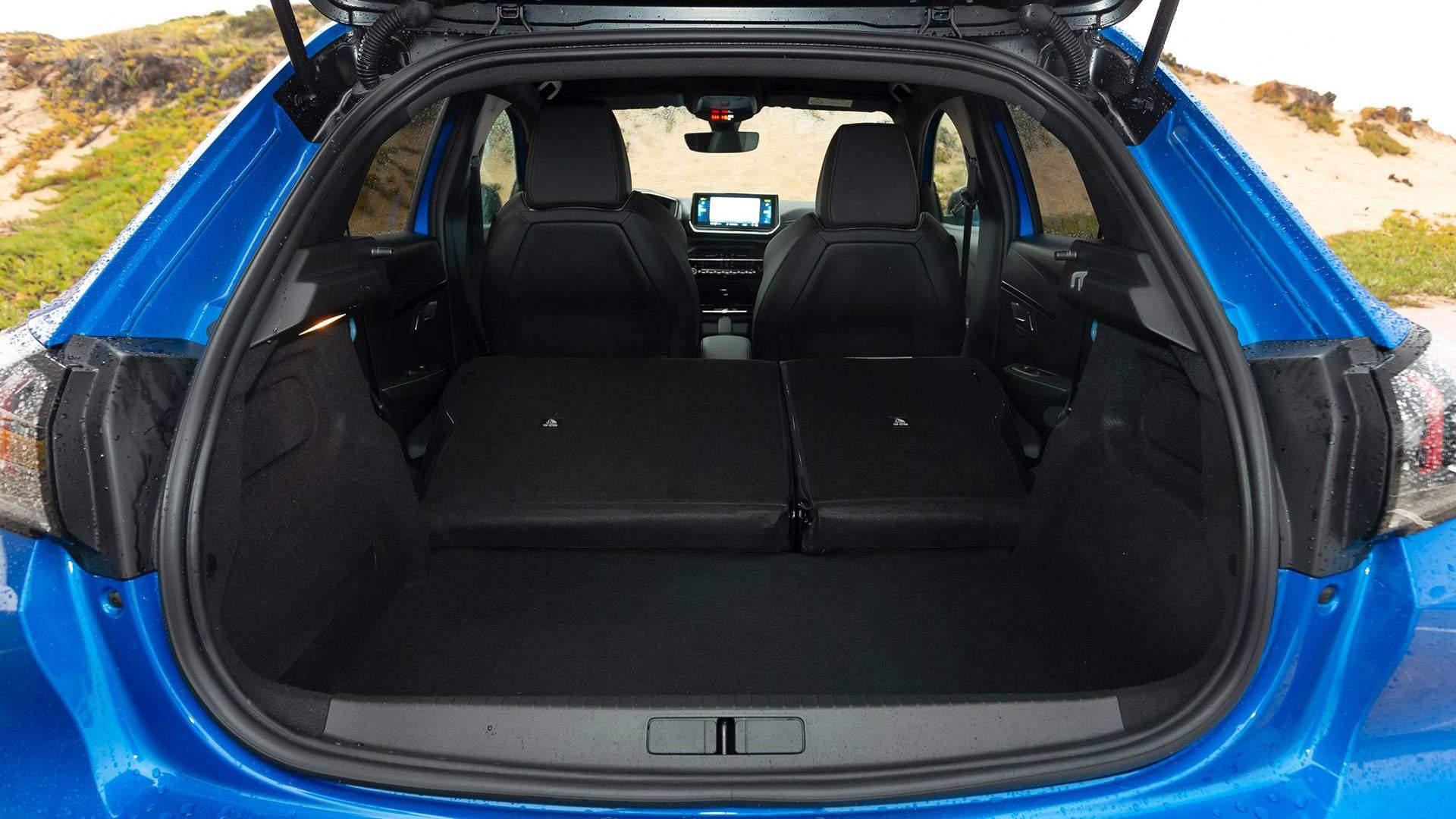ofertas Renting coches Peugeot E208