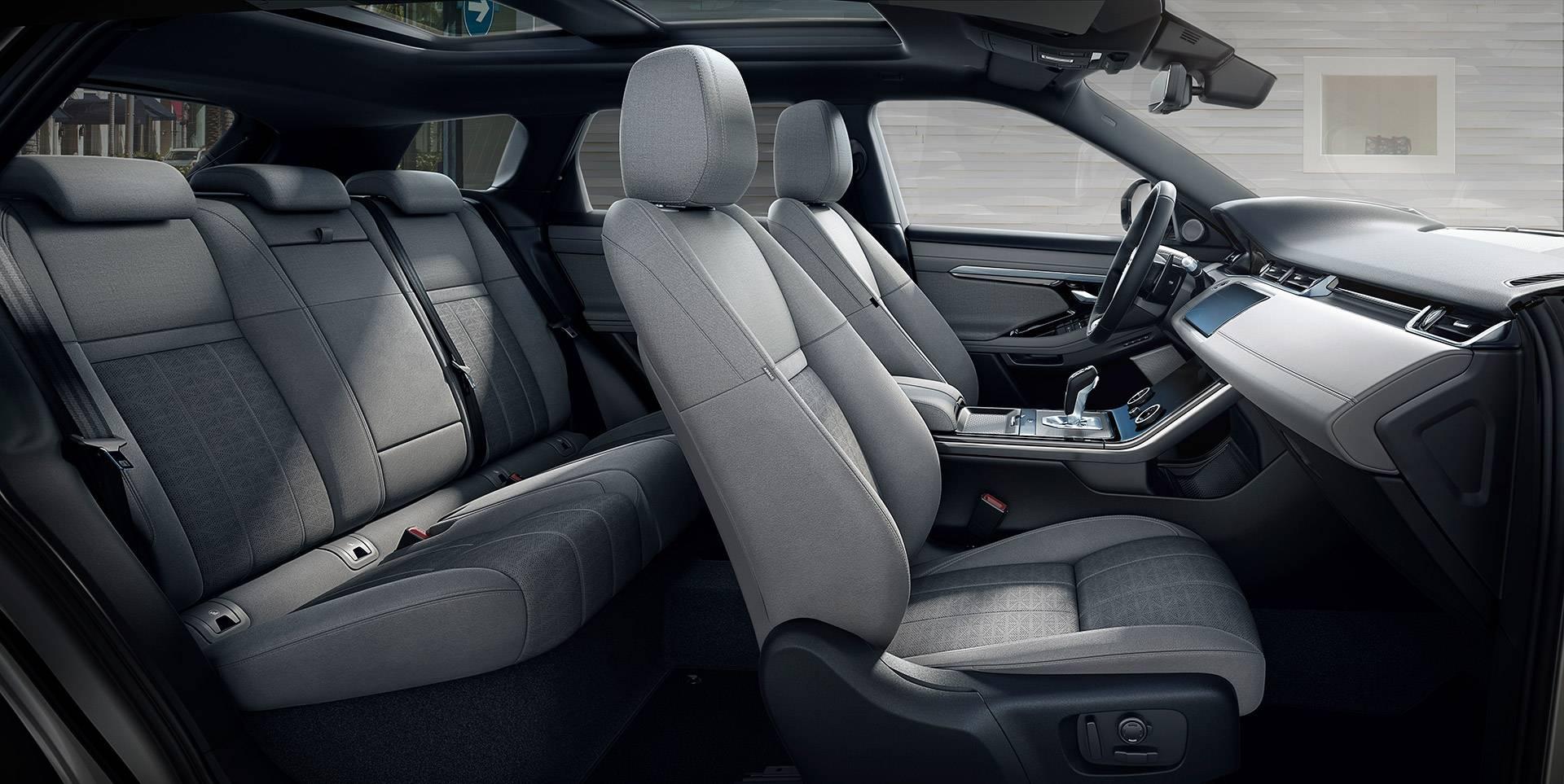 Ofertas de Renting Land Rover Evoque