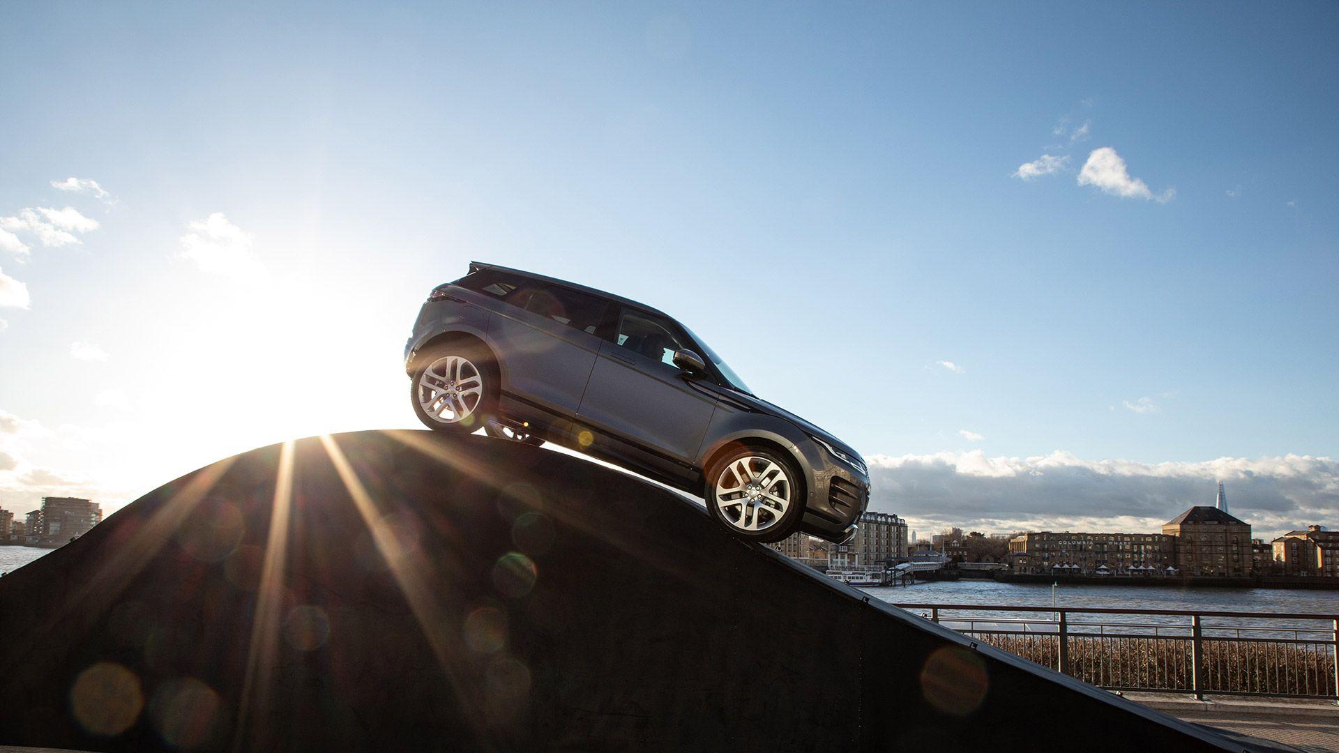 Renting de coches Land Rover Evoque