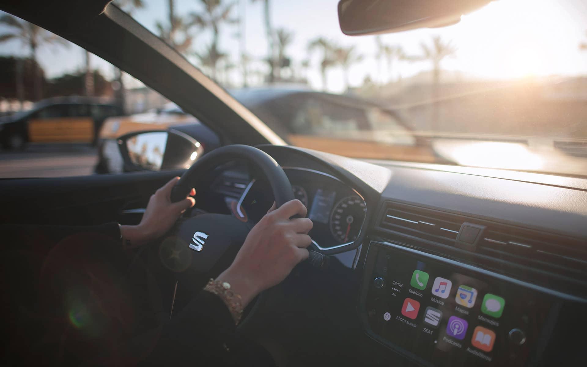 Ofertas de coches de renting Seat Ibiza