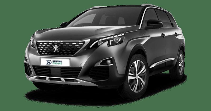 Renting Particulares Peugeot 5008