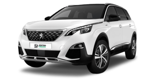 Renting coches Particulares Peugeot 5008