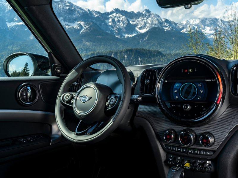RentingMini Cooper Híbrido Interior