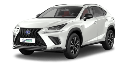 Renting Particulares Lexus NX Sport Edition