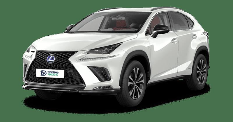 Renting particulares Lexus NX