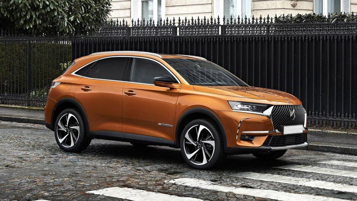 Renting para particulares DS Crossback
