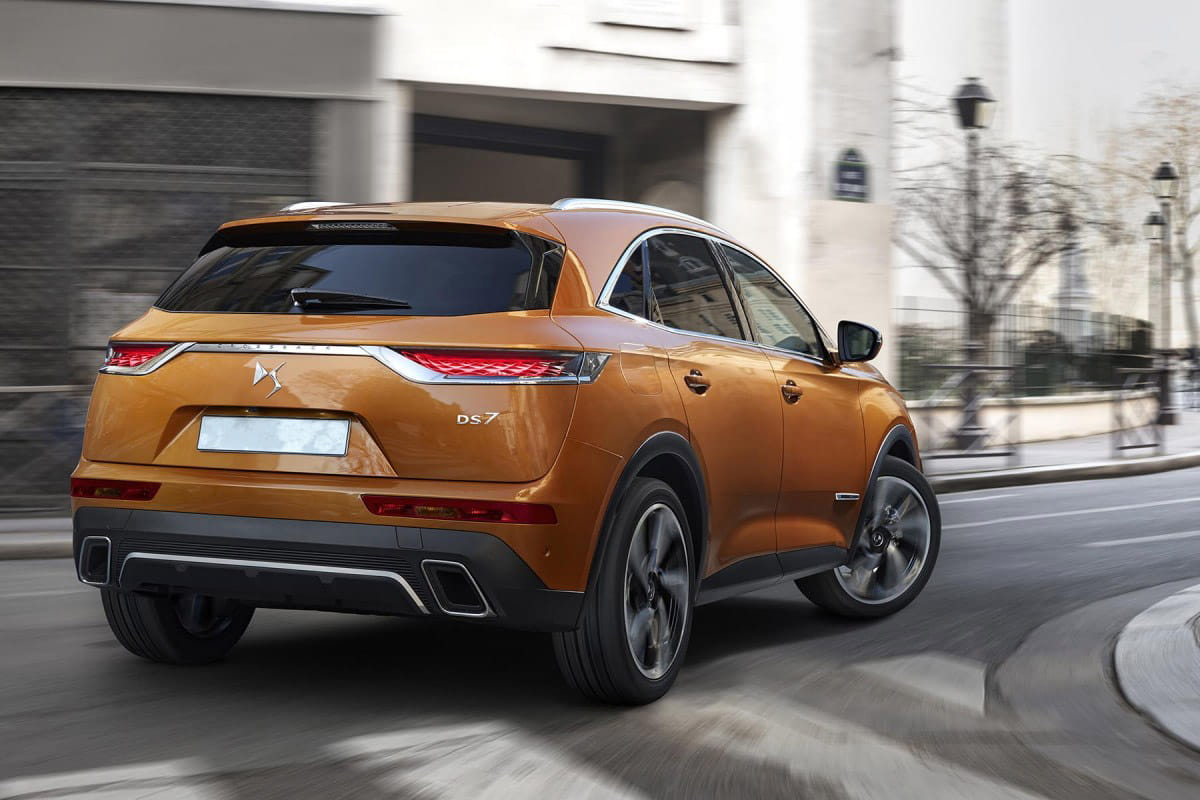 Coches de Renting DS Crossback