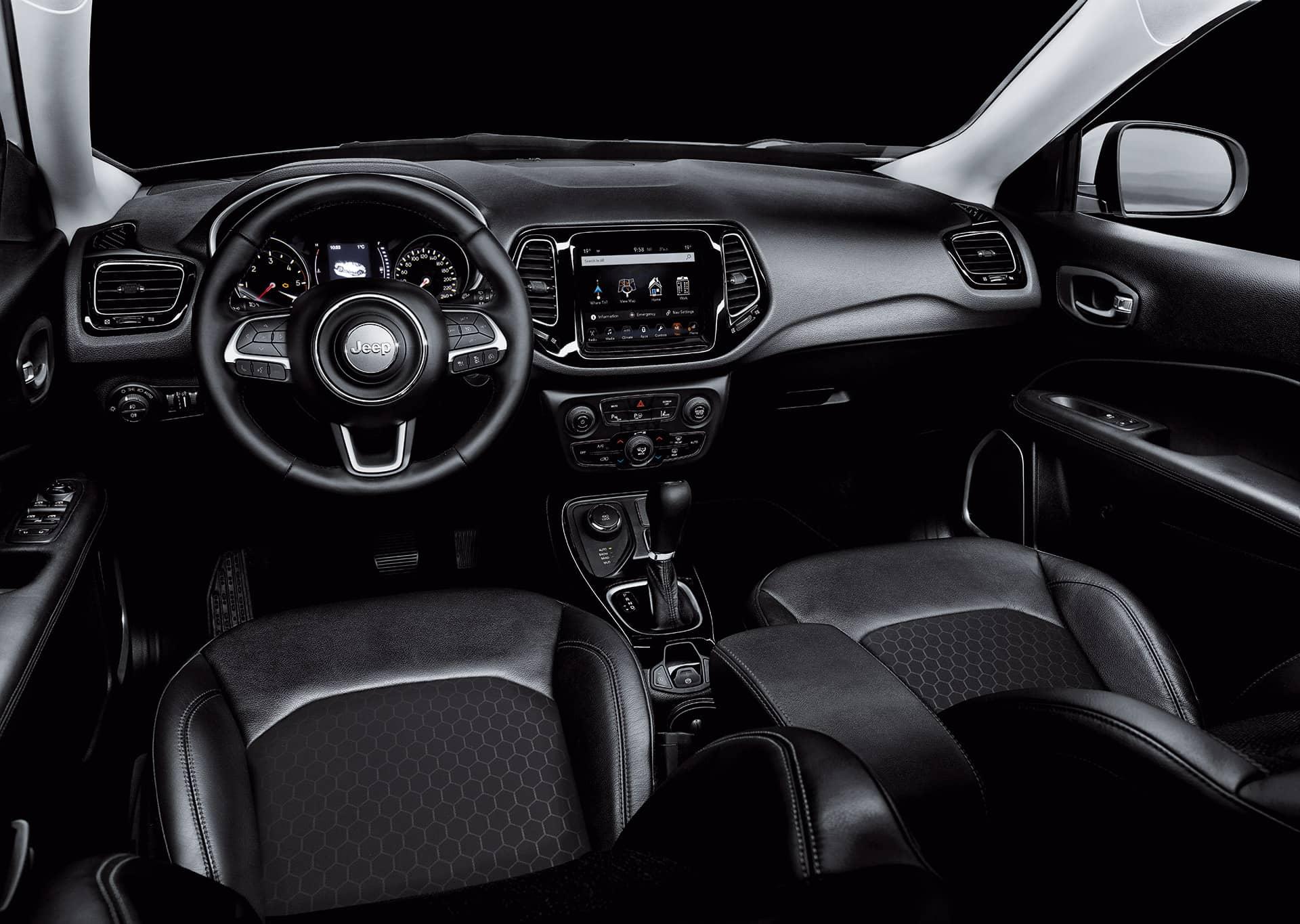 Renting autónomos Jeep Compass