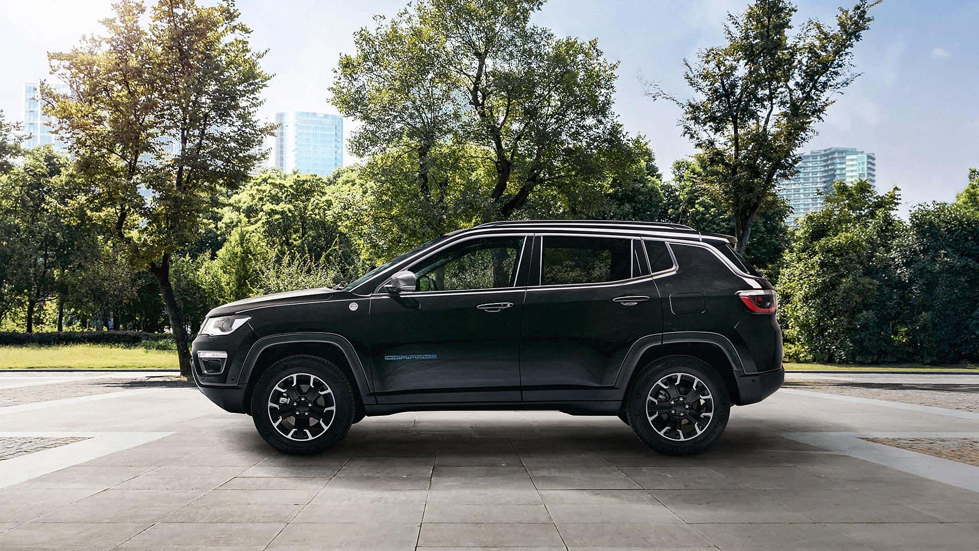 Renting particulares Jeep Compass