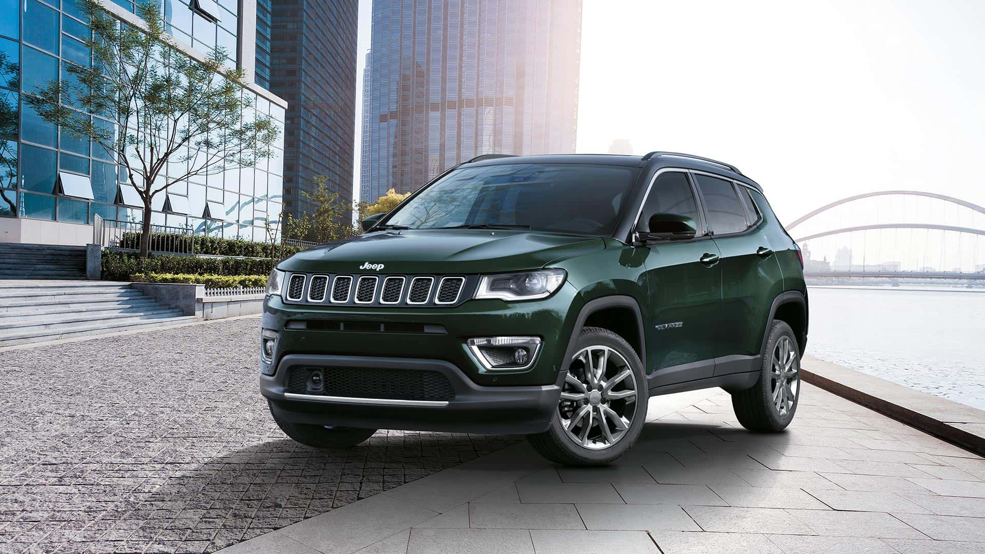 Renting coches Jeep Compass