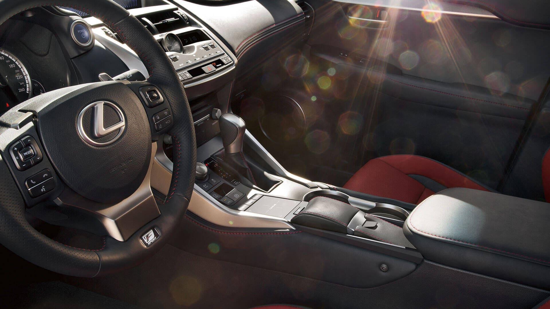 Renting de coches Lexus NX