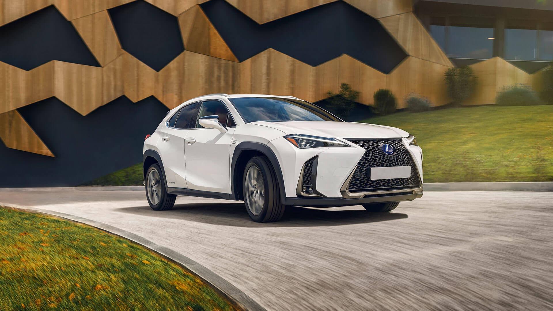 Renting de coches Lexus ux