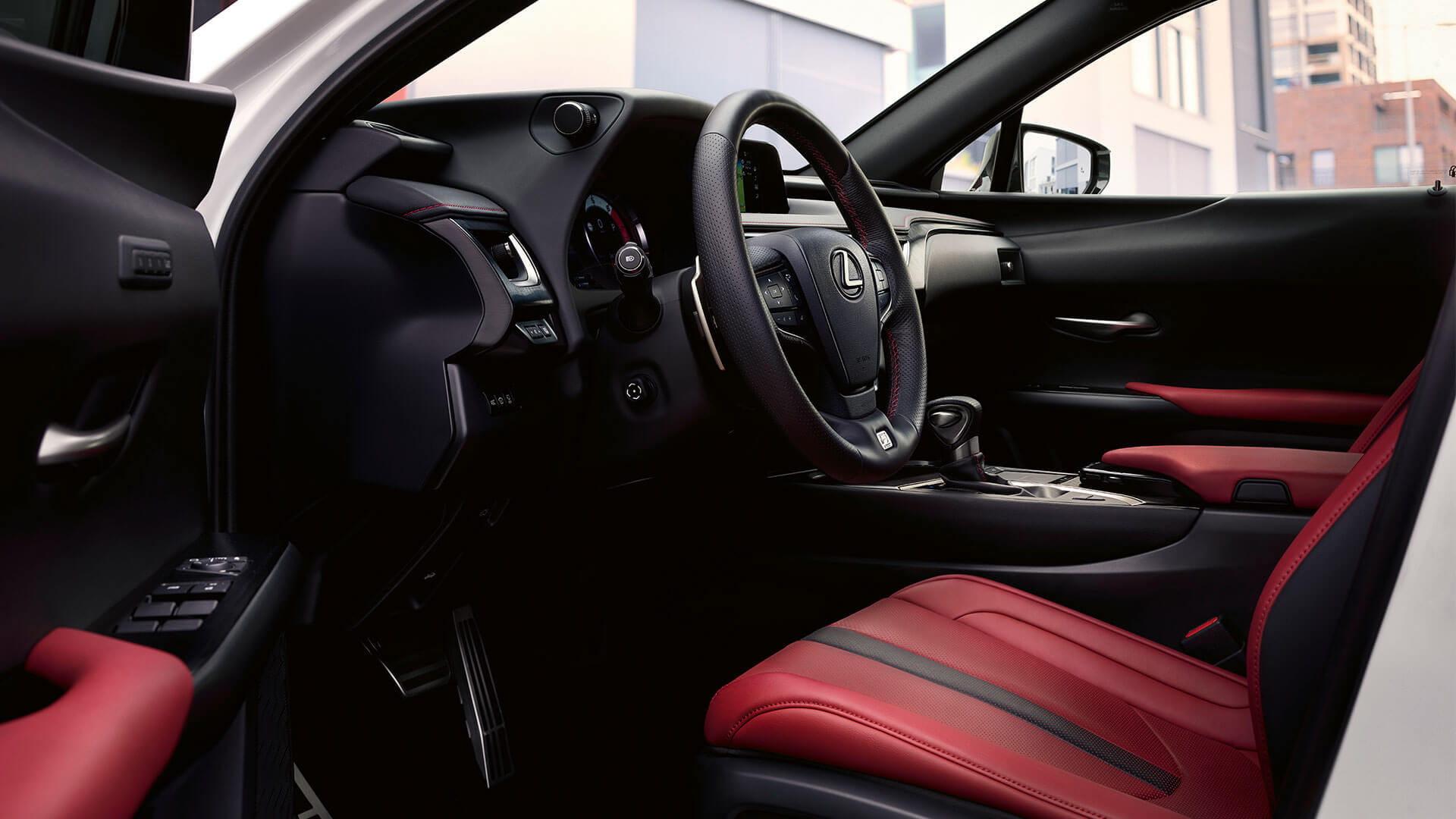 Renting particulares Lexus ux