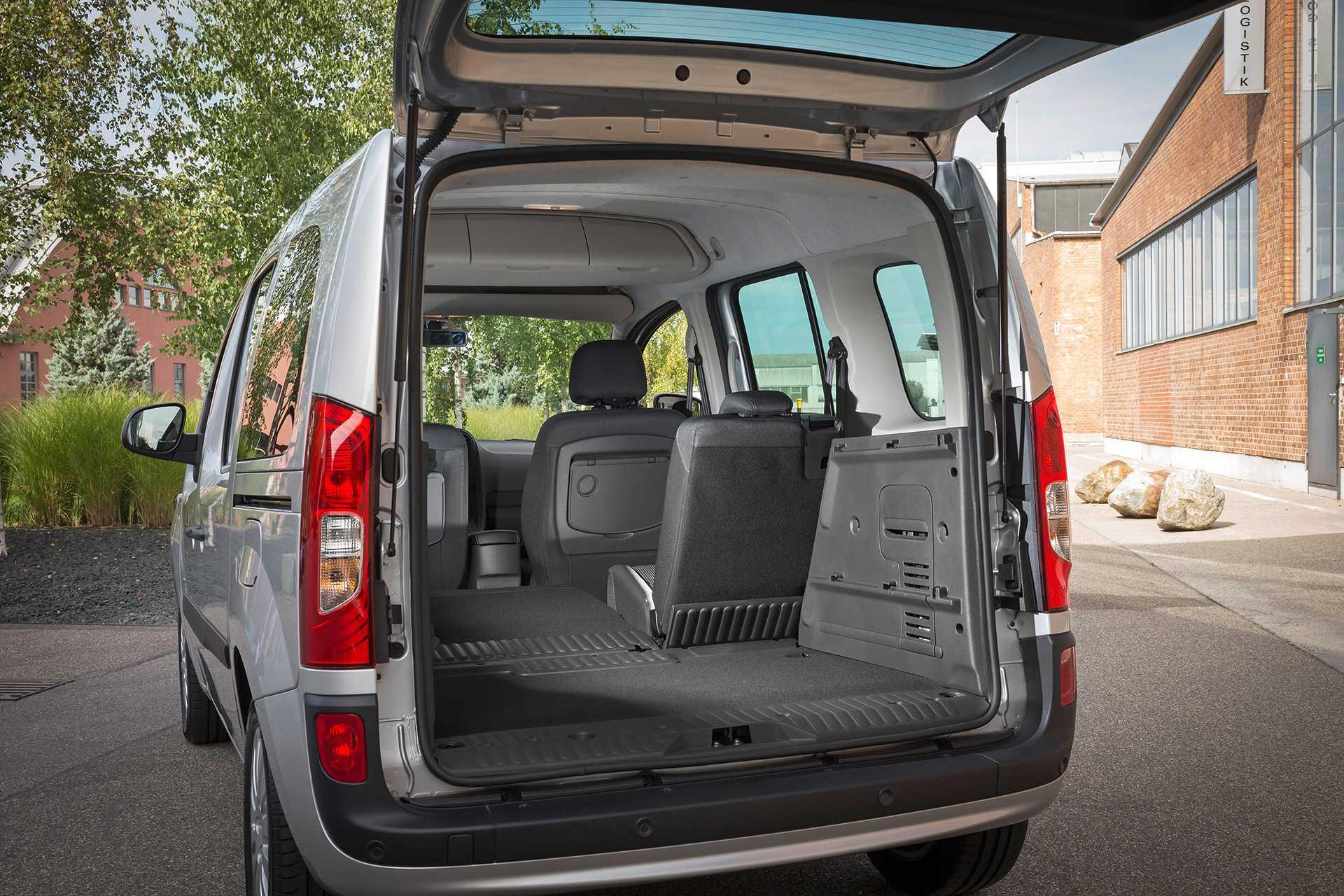 Renting furgonetas para autónomos Mercedes Citan