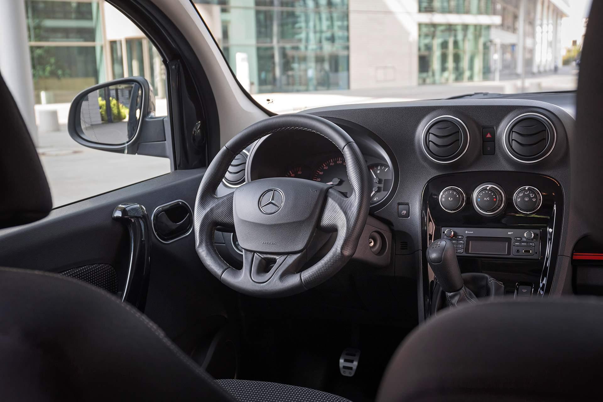 Renting furgonetas de Mercedes Citan