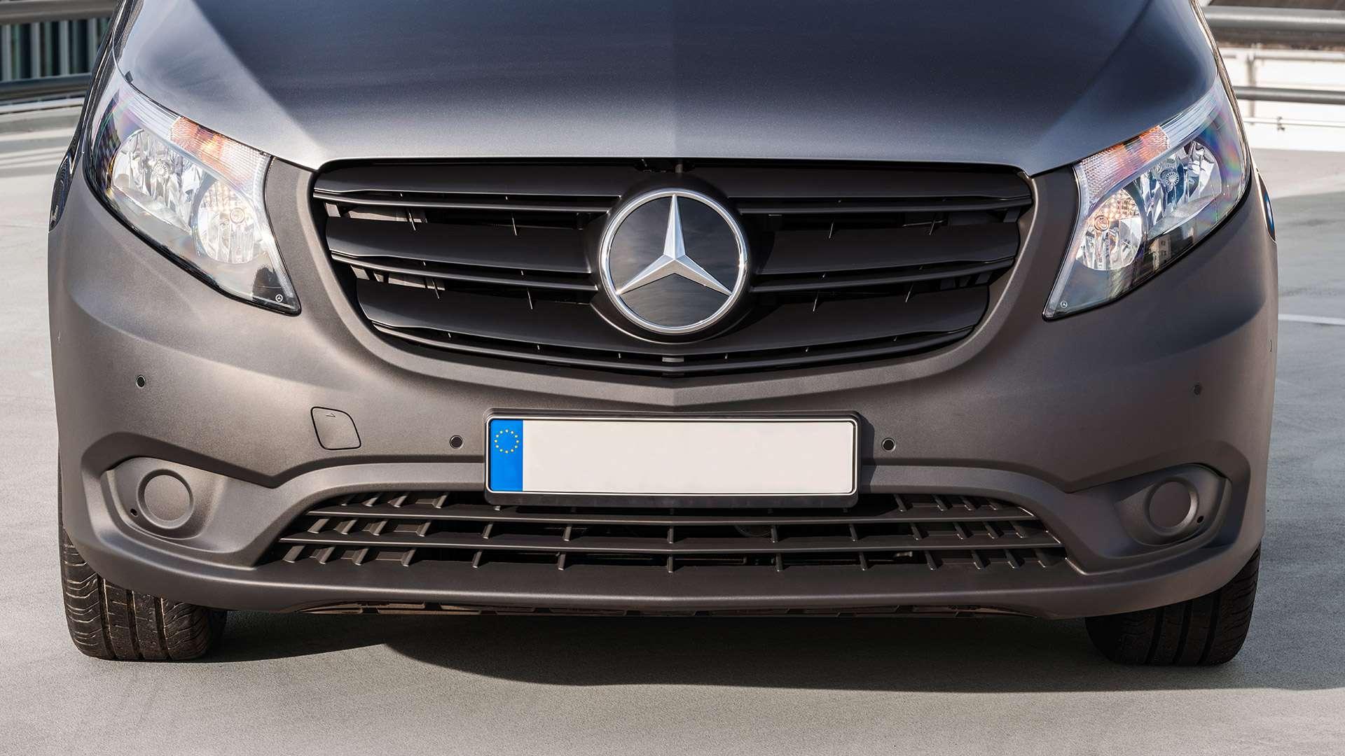 Renting de furgonetas Mercedes Vito