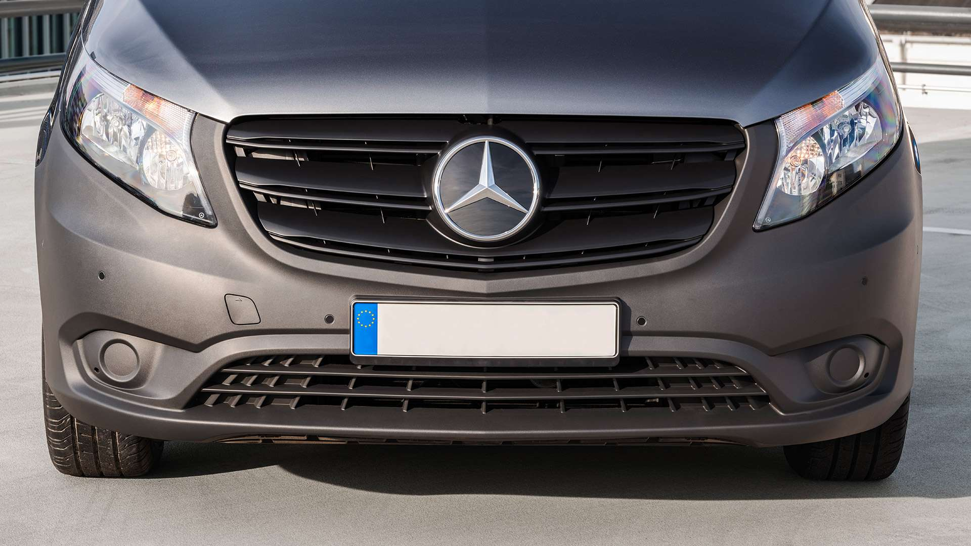Renting de furoneta para particulares Mercedes Vito