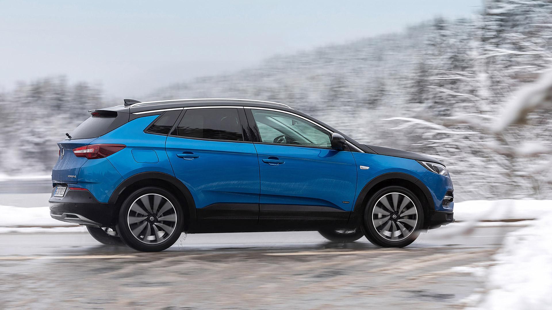 Renting de coches Opel Grandland