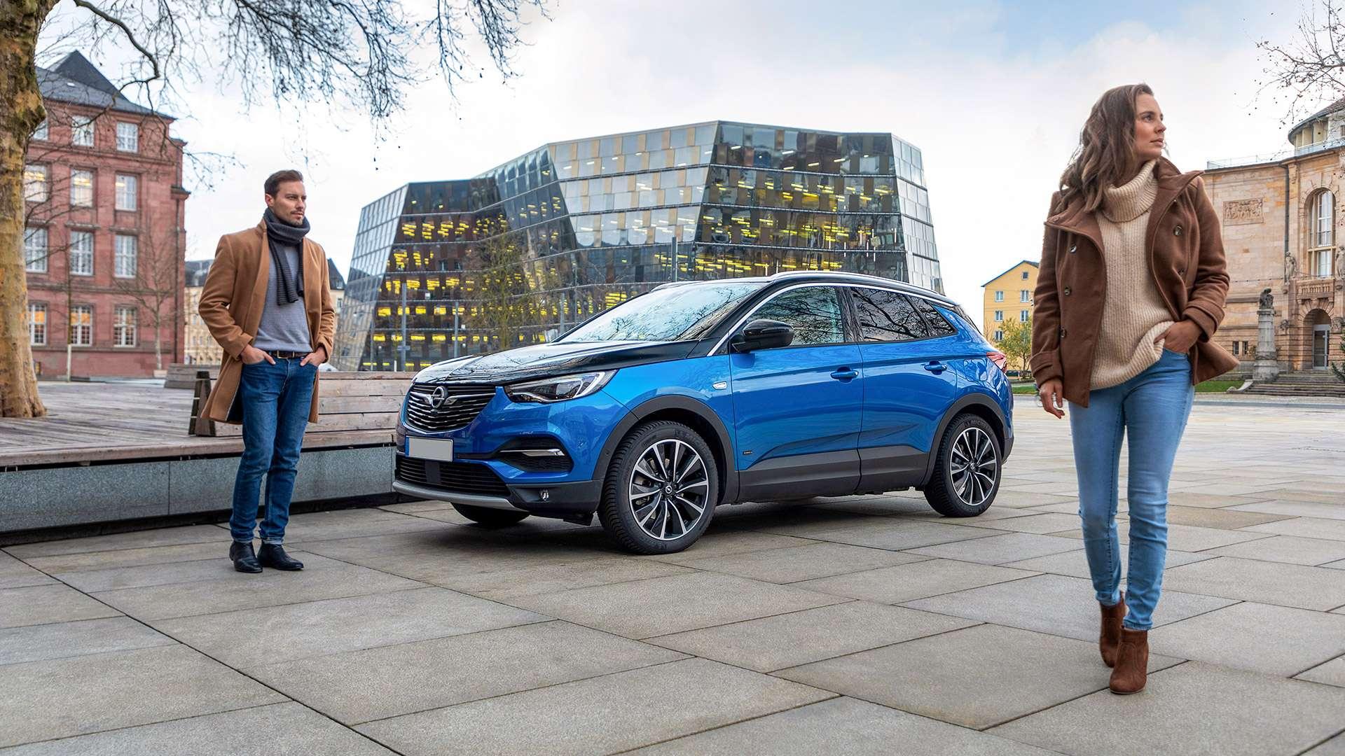 Ofertas de Renting de coches Opel Grandland