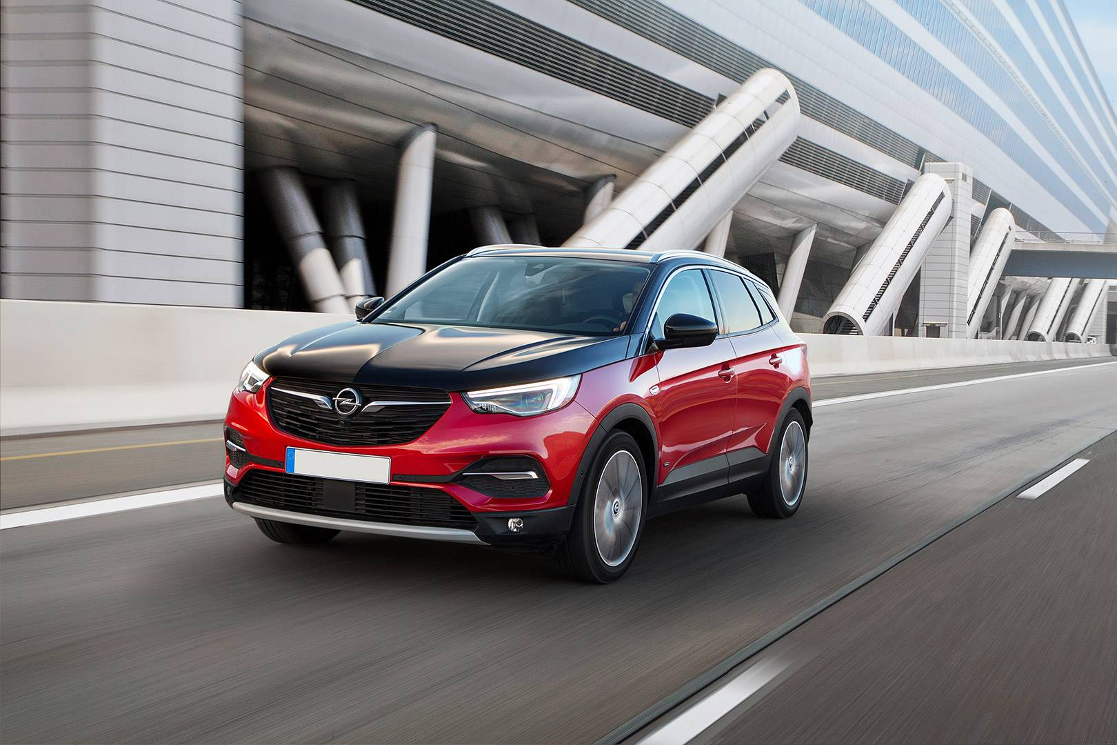 Renting particulares Opel Grandland