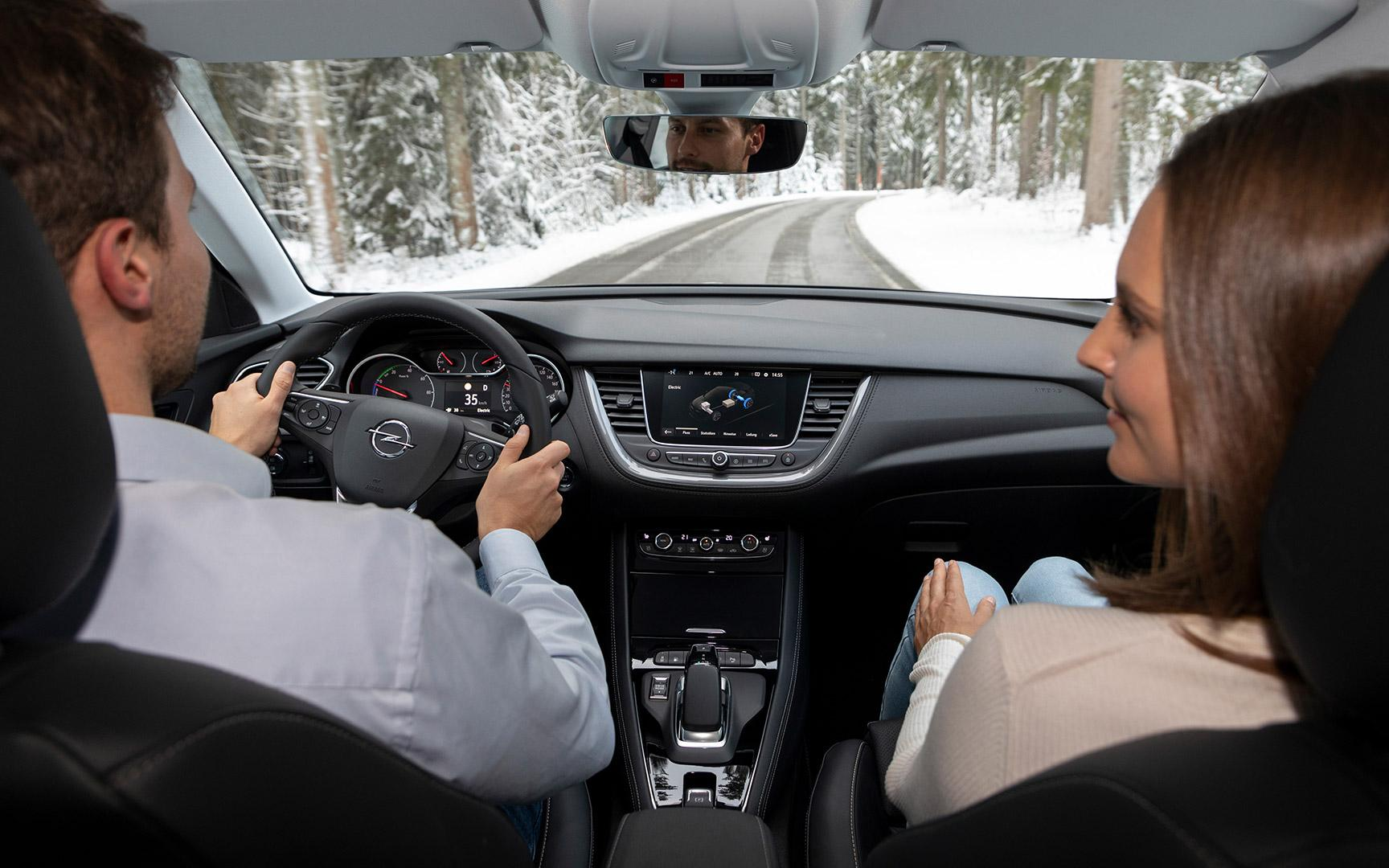 Renting para particulares Opel Grandland