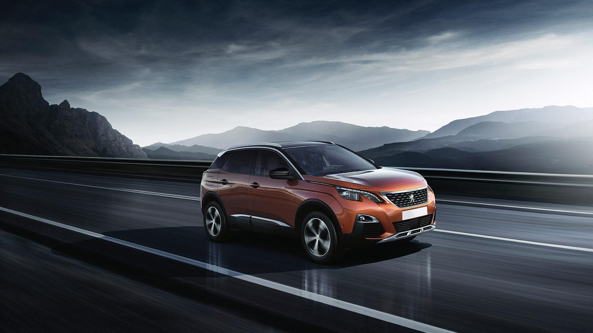 Ofertas Renting para particulares Peugeot 3008