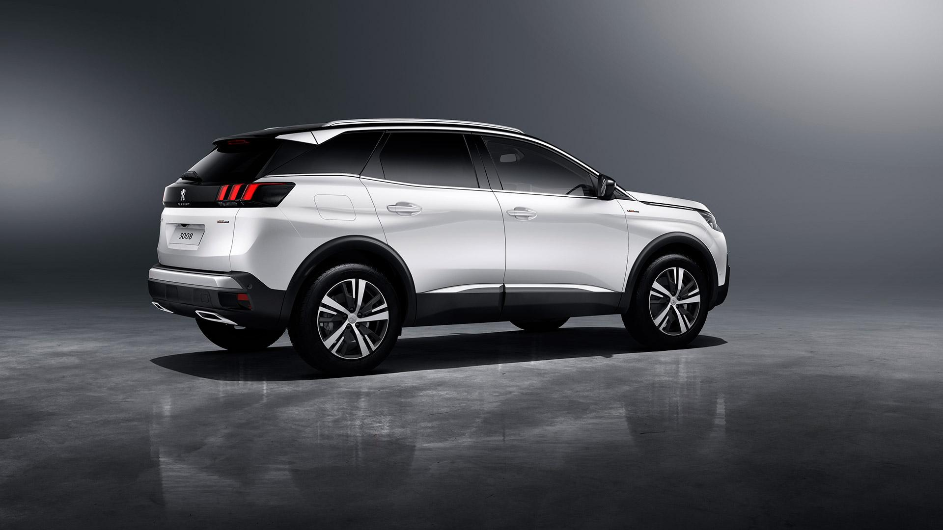 Renting coches para particulares Peugeot 3008