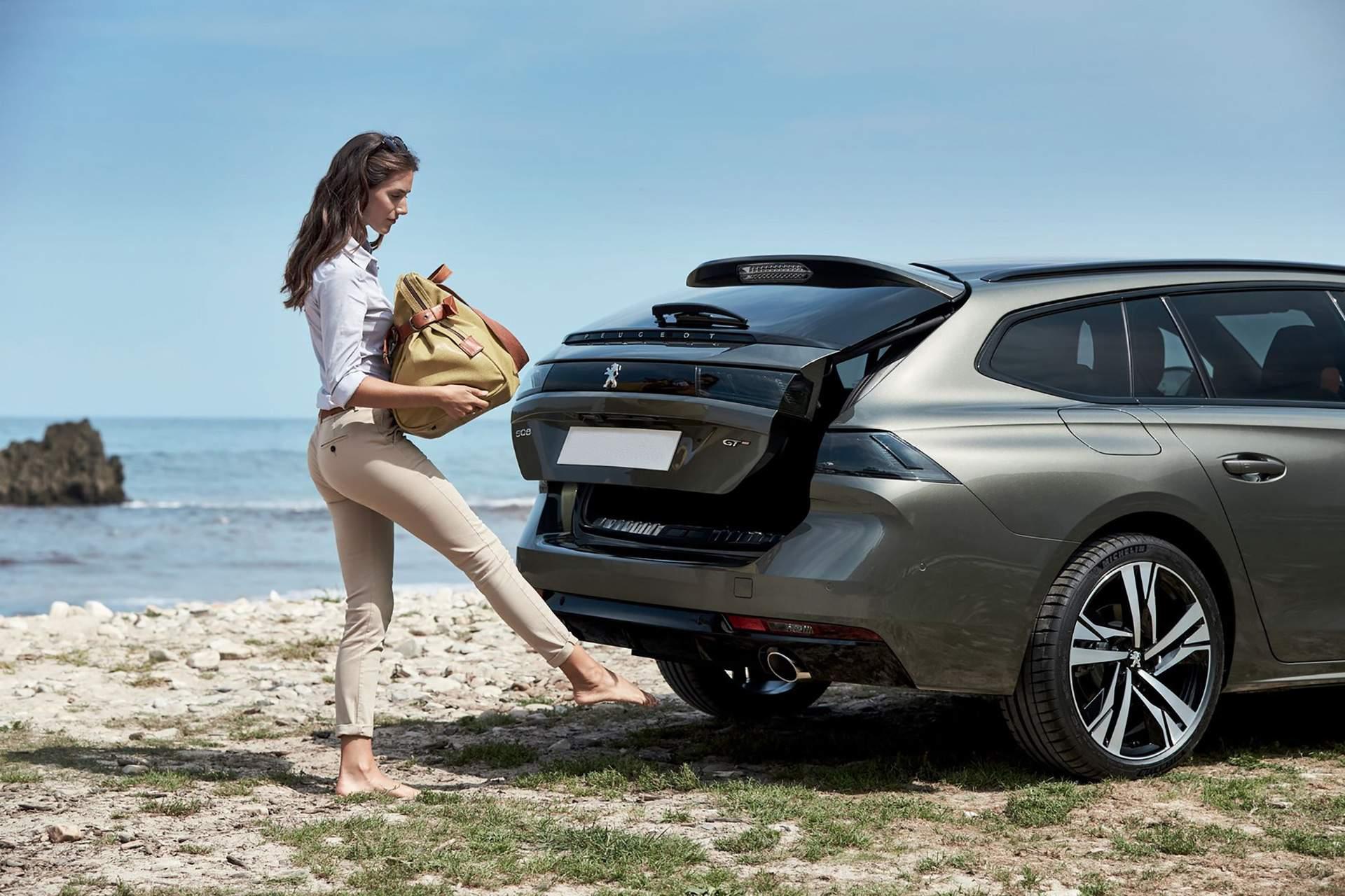 Renting para particulares Peugeot 508