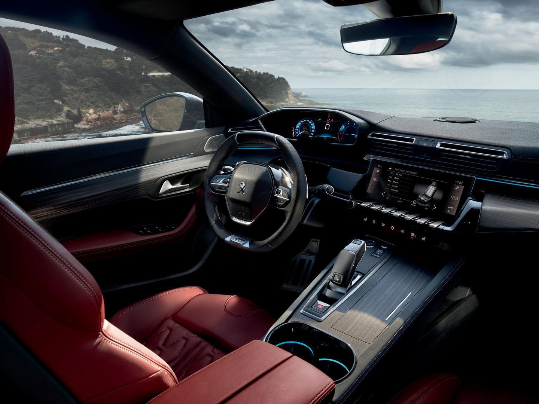 Renting para autónomos y empresas Peugeot 508