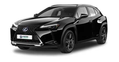 Renting coches Lexus UX